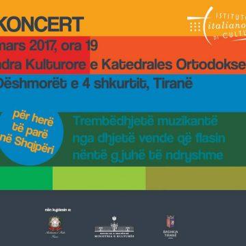 L'Orchestra di Piazza Vittorio per la prima volta in Albania