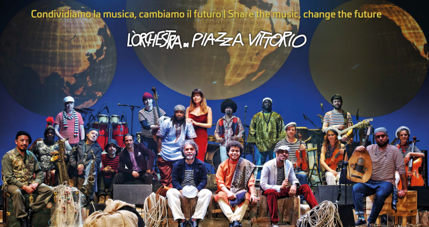 L'Orchestra di Piazza Vittorio per il World Food Day 2017