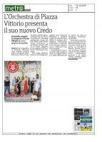 Credo – Metro Roma – 15122015