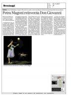Don Giovanni – BresciaOggi – 07112017