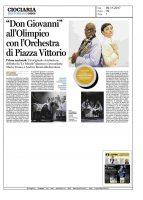 Don Giovanni – Ciociaria Oggi – 09112017