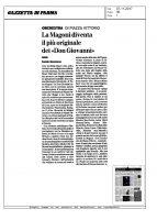 Don Giovanni – Gazzetta di Parma – 07112017