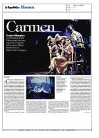 Carmen – La Repubblica – 03112016