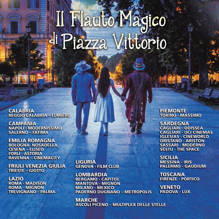 Cinema Il Flauto Magico di Piazza Vittorio