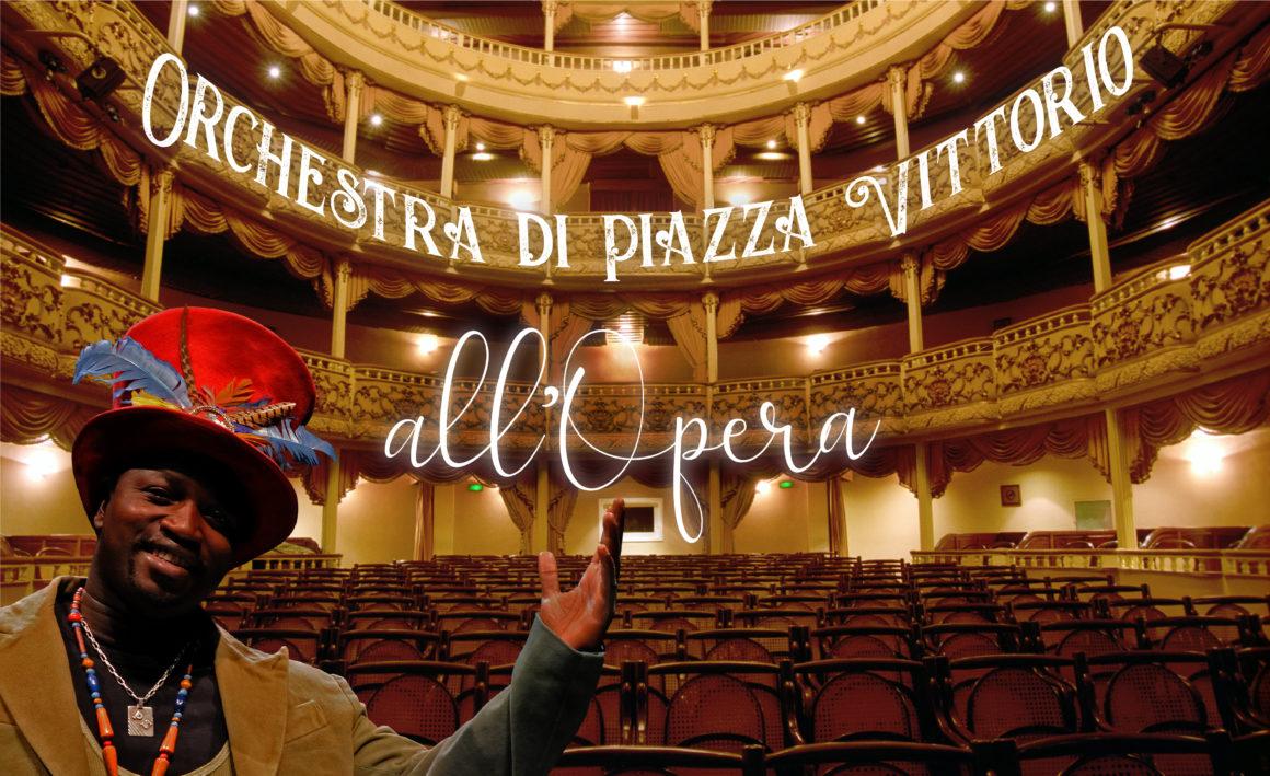 Orchestra Piazza Vittorio Opera